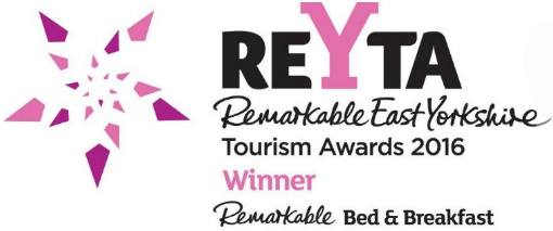 Remarkable East Yorkshire Tourism Award 2016