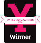 White Rose Awards Winnder 2014